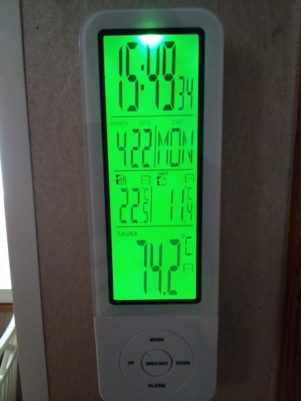 Hyvä Langaton Lämpömittari